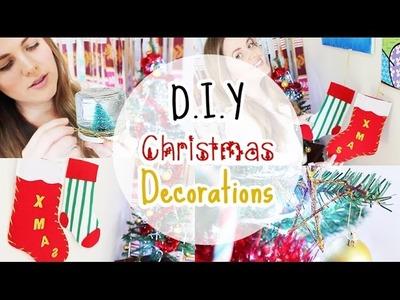 DIY Christmas Decorations (Room.Living Room Decor) - DIY Decorações de Natal