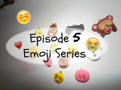 DIY Emoji Series | Polymer Clay Tutorial | Episode 5