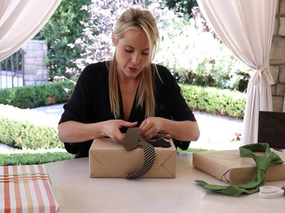 DIY Gift-Wrapping Accessories : Crafting Ideas