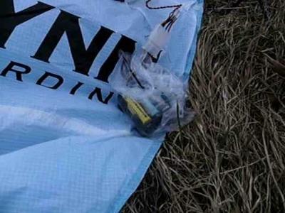 DIY Power Prefiller Arc Kite Peter Lynn Synergy 10 sqm