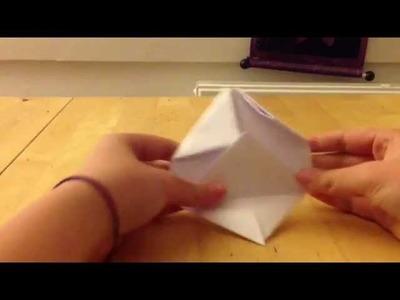 ❤❤❤ Easy origami Love Heart Tutorial ❤❤❤