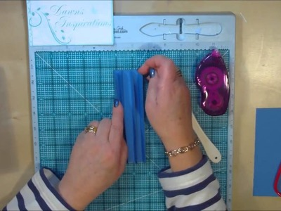 How to add Hinges to your Board Cover Mini Albums