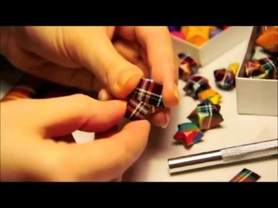 How to do Lucky Stars Origami