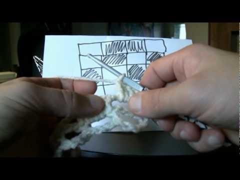 How To Filet Crochet - Part 2