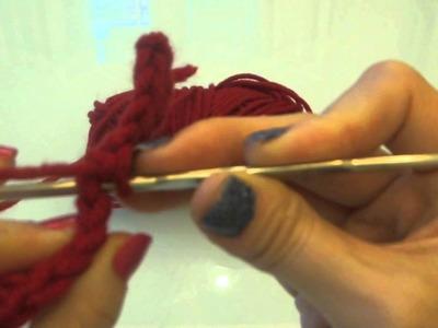 How to Make a Single Crochet