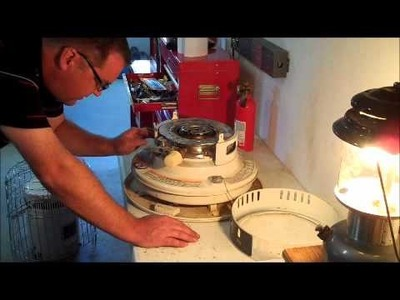 How To Replace a Kerosene Heater Wick Tutorial