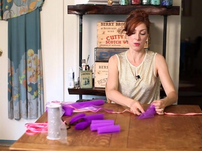 How to Tie a No-Sew Tutu : DIY Crafts