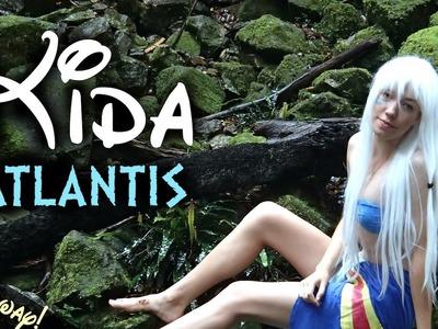 Kida (Atlantis): DIY Costume & Makeup Tutorial | #ForgottenDisneyGirls
