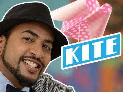 Mad Stuff with Rob – feat. Ranvir Shorey | How to make Kites | DIY Craft for Children