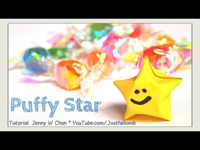 Origami Star - Paper Stars Tutorial - How to Fold Origami Stars - Lucky Stars - EASY