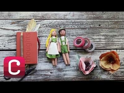 Paper Wedding Crafts with Lia Griffith | Creativebug