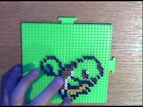 Perler Beads- Squirtle