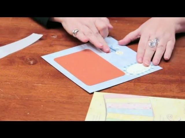 Scrapbooking for a Baby Boy : DIY Crafts