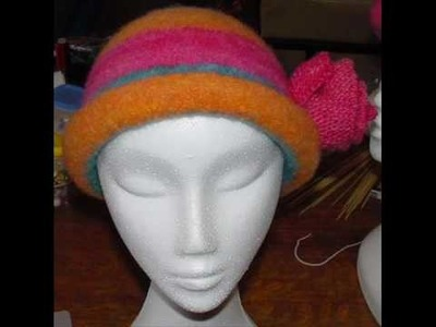 The Any Yarn, Any Size Knit Hat Book - Slideshow
