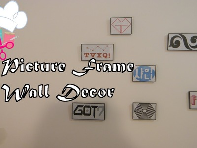 Y2K: D.I.Y: Picture Frame Wall Decor