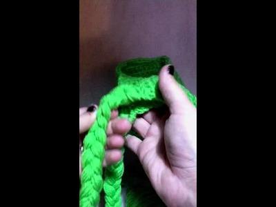 14 Kermit the Frog crochet tutorial