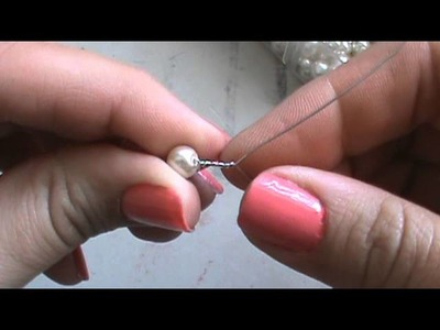 By request Bead Spray tutorial :-)