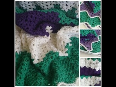 Crochet Sweet Dreams Baby Blanket Afghan