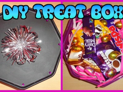DIY Crafts - How to Make a Treat Box