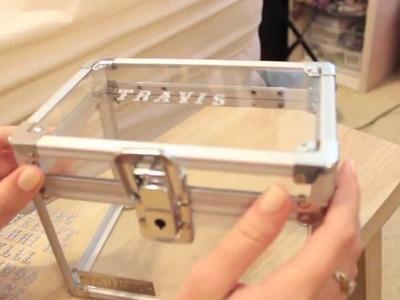 DIY Letter Treasure Box (Pinterest Inspired) | spreadinsunshine15
