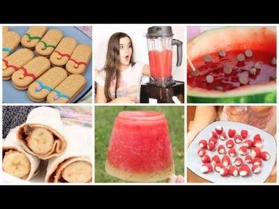 DIY Summer Picnic! - 5 Cute Snacks