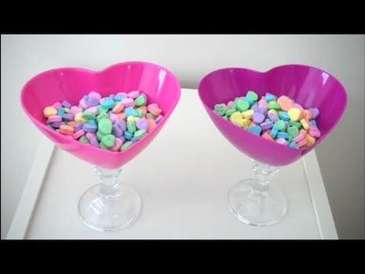 DIY Valentine's Day Decor - Candy Dish