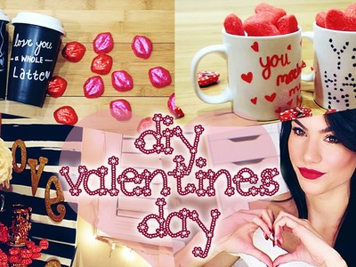 DIY Valentine's Day Gift & Decor Ideas! (Pinterest Inspired!)