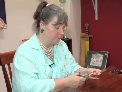Handmade Earrings out of Flat Sheet Metal : Jewelry & Other Cool Crafts