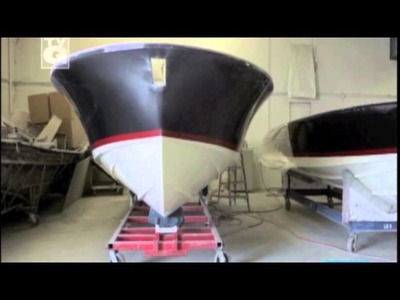 How to build a  CHRIS CRAFT Express Cruiser by Randall Burg