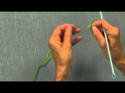 How to Knit: Splice Yarn with Vicki Square