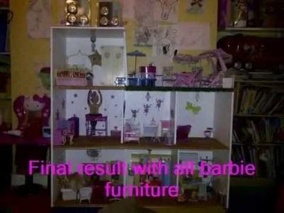 How to make a Barbie House