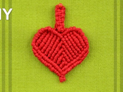 How to make a Heart. DIY Tutorial