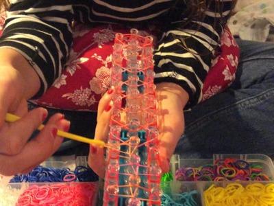 "How to make a ""Slip Knot"" bracelet on the Rainbow Loom"