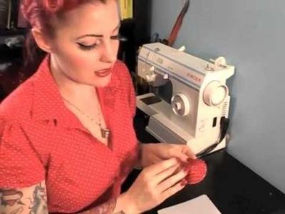 How to Make Burlesque Pasties