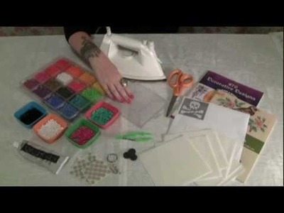 How to Make Drink Coasters with Fuse Beads