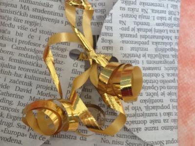 Make a Pretty Newspaper Card - DIY Crafts - Guidecentral