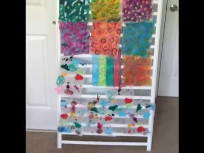 My DIY Drying Rack