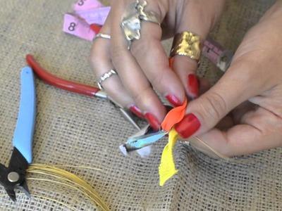 Neon Braid Jewelry DIY