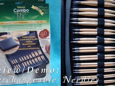 Review.Demo  |  Interchangeable Needles