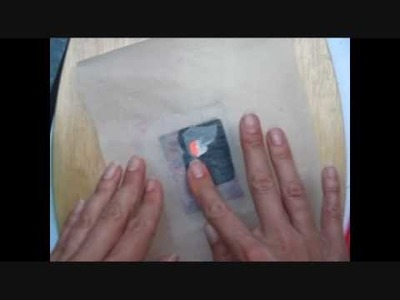 Stamping into Friendly Plastic