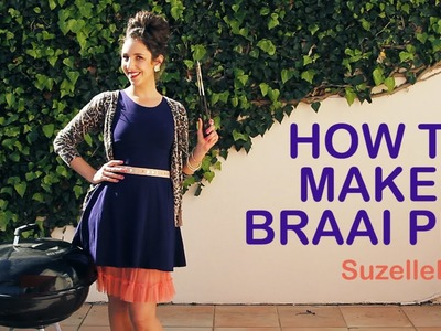 SuzelleDIY - How to Make a Braai Pie