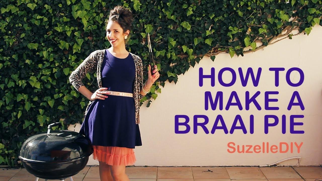 SuzelleDIY - How to Make a Braai Pie