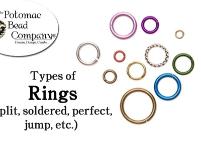 Types of Beading Rings