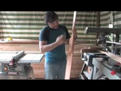 WIND TURBINE BLADE DIY how to video Part 3 HAWT Windmi