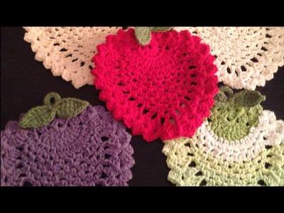 2013 Crochet.Knit Dishcloth Swap on Ravelry.com