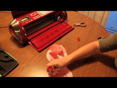 3D Folding Card Tutorial using Cricut Craft Room