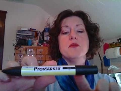 Craft Product Review of Letraset Markers