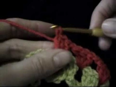 Crochet Baby Poncho Part 2 of 6 Can be adjusted to make larger sizes, Video 5 and 6 show you how