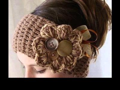 Crochet headband pattern free