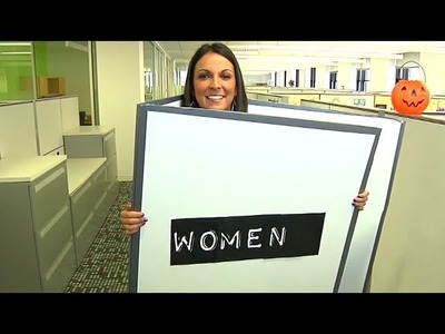 DIY Binder Full of Women Halloween Costume! - The Daily Stir - 10.18.12